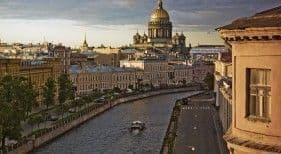 Элитная недвижимость Санкт-Петербурга: как держится