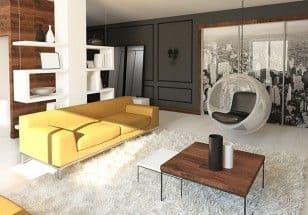 Квартиры с отделкой от дизайнера с именем: что собой представляет