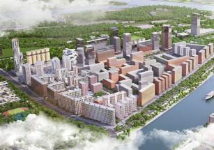 Самый масштабный проект на столичной «первичке» реализуется в ЗАО