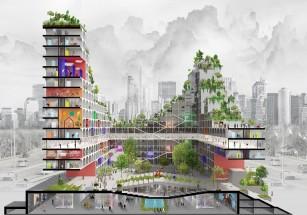 Коливинги в Поднебесной построят по проекту российских архитекторов