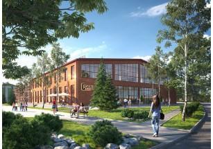 В Пушкинском районе появится бизнес парк «Гараж»