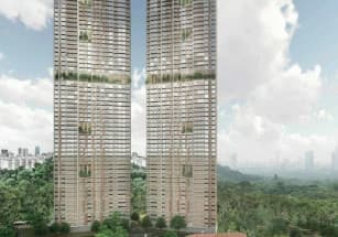 В Сингапуре возведут сборные высотки