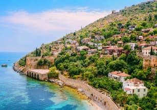 Гражданство + гарантированный доход обещает застройщик из Турции
