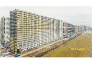 ГК «Полис Групп» открывает продажи квартир в новой секции 1 корпуса в ЖК «Мой мир» в Мурино.