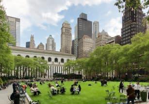 В Нью-Йорке появился небоскреб, стилизованный под исторические здания
