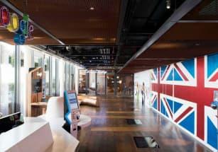 Офисы лондонского Сити переоборудуют в жилье