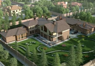 На Рублевке построят новый квартал бизнес-класса