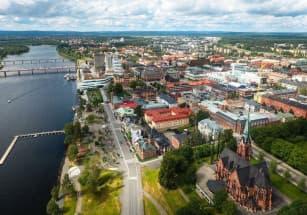 Промзону в Швеции переоборудовали в научно-культурный комплекс