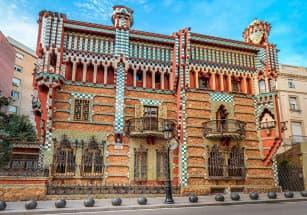 В Барселоне будут сдавать в аренду дом, спроектированный Гауди