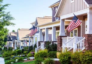 Компания, помогающая американцам в приобретении жилья, заручилась поддержкой звезд