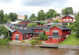 Финский городок предлагает бесплатную аренду жилья «удаленщикам»
