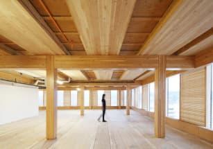 В Нью-Йорке планируется практиковать деревянное домостроение