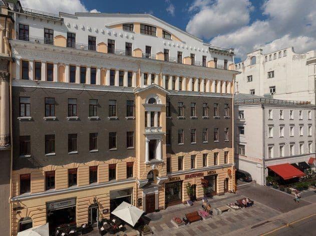 ЖК Клубный дом «СоветникЪ», м. Театральная