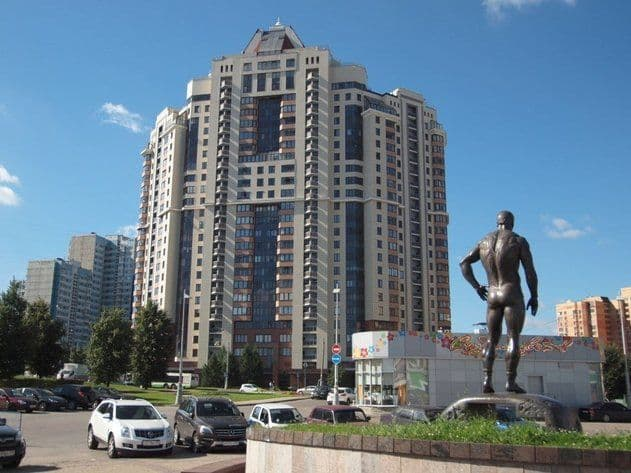 ЖК «Вест Сайд», м. Проспект Вернадского