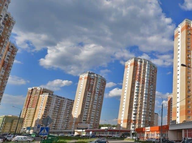 ЖК «Град Московский», г. Московский
