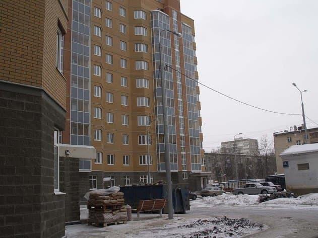 ЖК «5-я Парковая ул., вл. 9/25», м. Измайловская
