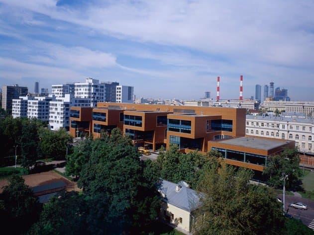 ЖК «Фьюжн парк», м. Фрунзенская
