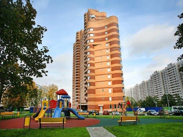 Новостройка на ул. Молодёжная, д. 2А, г. Химки