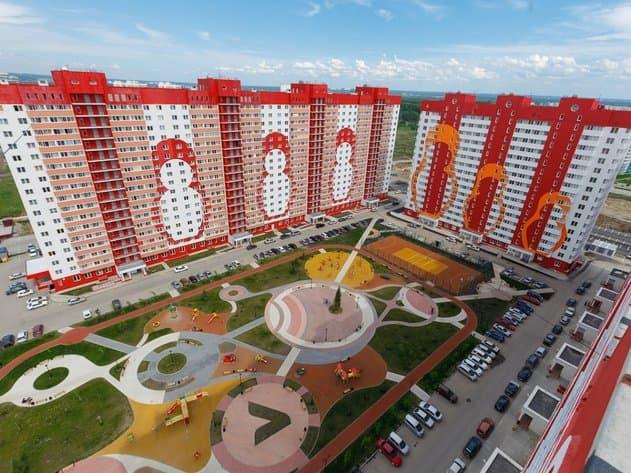 ЖК «Матрешкин Двор», г. Новосибирск