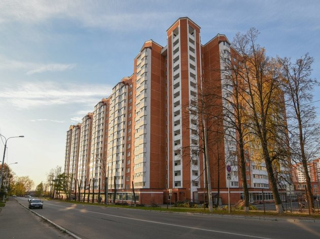 Новостройка «На ул. Гагарина, д. 63», г. Домодедово