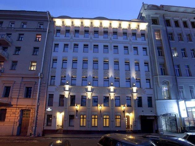 ЖК «Клубный дом на Арбате», м. Арбатская