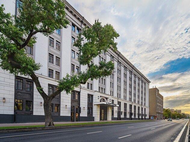 Апарт-комплекс LOFT.FM, м. Римская