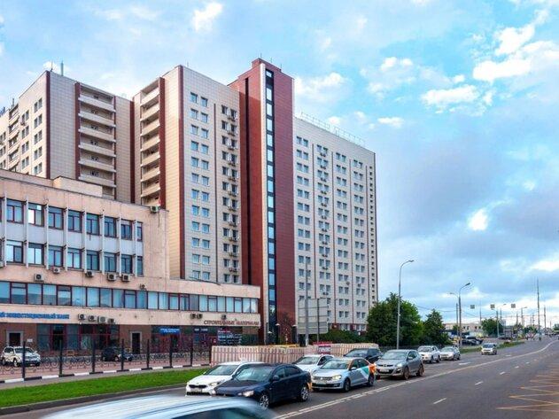 Апарт-комплекс «Ботаник», м. Владыкино