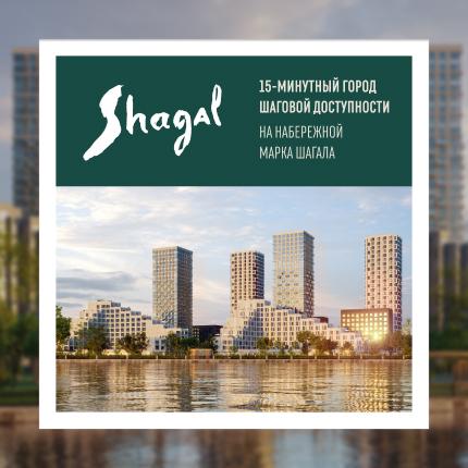 Архитектурный проект Shagal