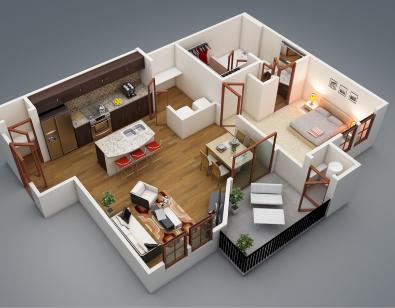 Найди квартиру своей мечты